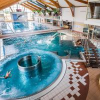 Hotel i Aquapark Olender – hotel w Toruniu