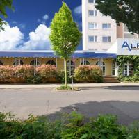 Alpha-Hotel garni, отель в городе Дитценбах