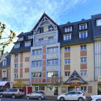 Almoria Hôtel & SPA, hotel in Deauville
