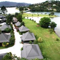 Pacific Harbour Villas, hotel in Tairua
