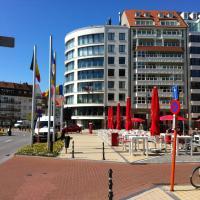 Le Plein Ciel, hotel in Zoute, Knokke-Heist