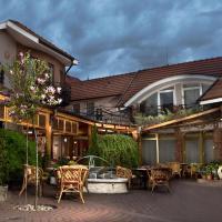 Hotel Banderium, hotel v Komárne