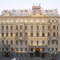 Petro Palace Hotel, hotel en San Petersburgo