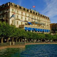 Hotel Splendide Royal, отель в Лугано