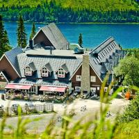 Hotell Fjällgården Ski-In Ski-Out, hotel in Åre