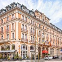 Grand Hôtel Du Tonneau D'Or, hôtel à Belfort