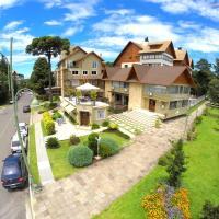 Sky Centro Hotel & SPA, hotel in Gramado