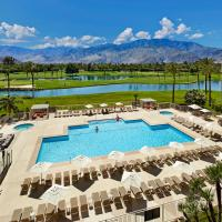 DoubleTree by Hilton Golf Resort Palm Springs, hotel in Cathedral City
