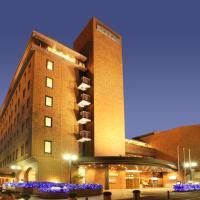 Hotel Mielparque Yokohama, viešbutis mieste Jokohama