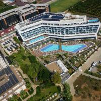 Selene Beach & Spa Hotel - Adult Only, отель в Авсалларе