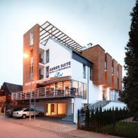 Hotel Amber Suite Enklawa dla Dorosłych – hotel w mieście Międzywodzie