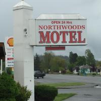 Northwoods Motel: Blaine şehrinde bir otel