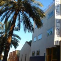 Hotel Blauet, hotel cerca de Aeropuerto de Barcelona - El Prat - BCN, El Prat de Llobregat