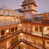 Haveli Dharampura - UNESCO awarded Boutique Heritage Hotel, hotel Újdelhiben