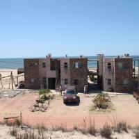 Arenas del Mar, hotel in Punta Del Diablo
