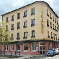 Hôtel du Commerce, hotel in Volvic