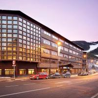 Hotel Euroski, отель в городе Инклес