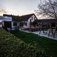 Guest House Kolovna, отель в городе Dobrá