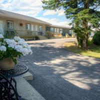 Motel Des Cascades, hotel in Baie-Saint-Paul