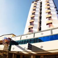 Vind's Plaza Hotel, отель в городе Caratinga