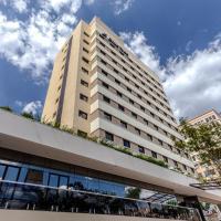 Blue Tree Towers Valinhos, отель в городе Валиньюс