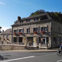 Les Boucles de Meuse、モンテルメのホテル