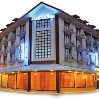 Central Hotel Cayenne, hotel in Cayenne