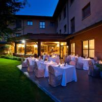Brianteo Hotel and Restaurant, hotell i Burago di Molgora