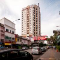 Hotel Sentral KL @ KL Sentral Station, hotel in Kuala Lumpur