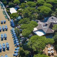 Hotel La Bussola - Beach & Golf, hotel in Punta Ala
