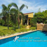 Escape-Cabins, hotel in Ko Lanta