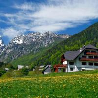 Govc-Vršnik, hotel in Solčava