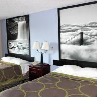 Super 8 by Wyndham Tuscaloosa, hotel in Tuscaloosa