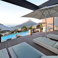 Sea Star Rocks Boutique Hotel, hotel in Camps Bay, Cape Town
