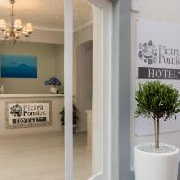 Pietra Pomice Hotel, hotel a Città di Lipari