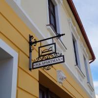 Pékapartman, hotel in Kőszeg