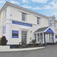 Babbacombe Royal Hotel and Carvery, hotel v destinácii Torquay
