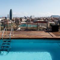 Catalonia Atenas, hôtel à Barcelone