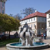 Hotel Richmond Teplice, отель в Теплице