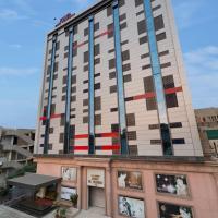 Best Western Alkapuri, отель в городе Вадодара