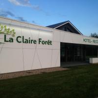 Hotel - Restaurant La Claire Forêt, hôtel à Morhange