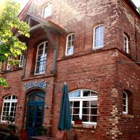 Pension zur Postmeile, Hotel in Bad Belzig
