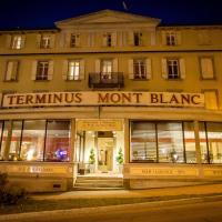 Hotel Terminus, hotel in Saint-Gervais-les-Bains