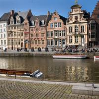 Ghent Marriott Hotel, hotel in Gent