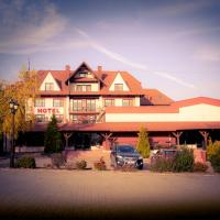 Hotel Kruk, hotel in Smardzewice