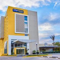 City Express Guadalajara Aeropuerto, hôtel à Guadalajara près de: Aéroport international de Guadalajara - GDL