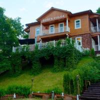 Волга-Волга, отель в Плесе