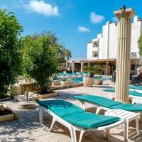 King's Hotel, hotel in Paphos