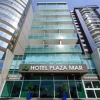 Hotel Plaza Mar, hotel em Vila Velha