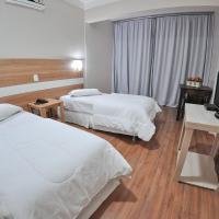 Turis Hotel, отель в городе Пасу-Фунду